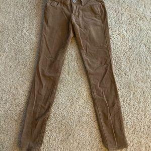 Old Navy Skinny Rockstar Corduroy Jeans